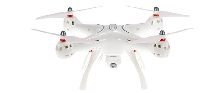 syma x8 pro obzor drona