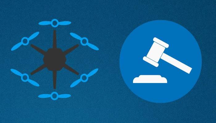 drony i zakon