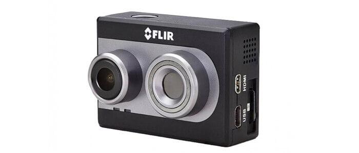 FLIR duo kamera