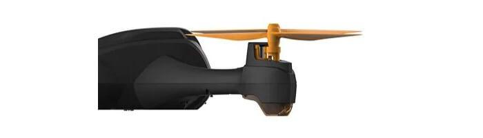 Hubsan H507 vinty i propellery drona