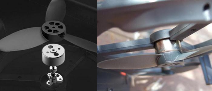 Xiaomi Funsnap iDOL propellery