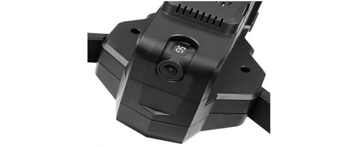 SJRC F11 kamera