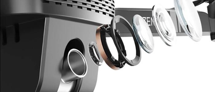 Visuo ZEN K1 harakteristiki kamery